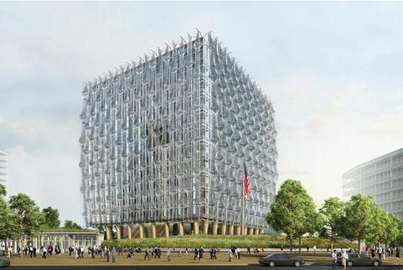 Kieran timberlake r alisera la forteresse urbaine du 21 me for Architecture 21eme siecle