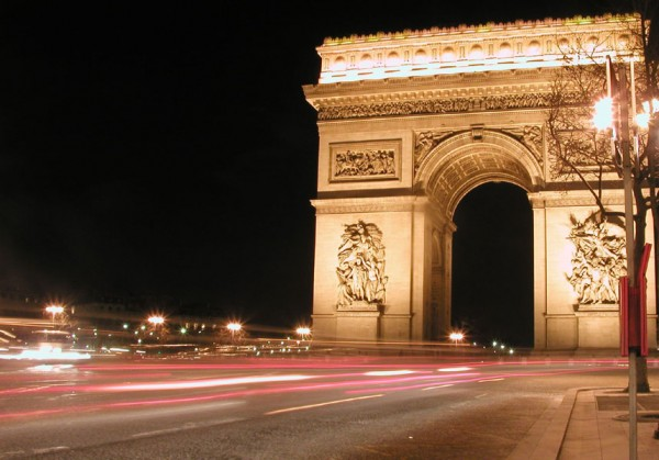 Arc de Triomphe-Paris