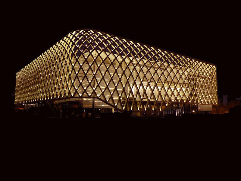 Pavillon français de l'exposition universelle de Shanghaï