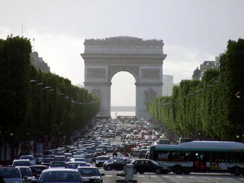 arc-de-triomphe paris