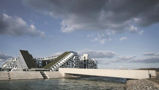 """""""8 Tallet"""" - Copenhague Un Eco-quartier tout en hauteur !"""