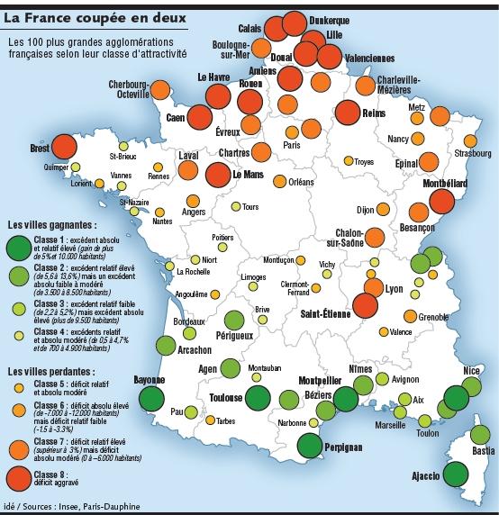 Villes De France Attractives