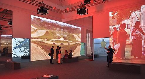 """Biennale de Venise - Pavillon français """"Metropolis?"""""""