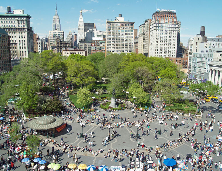 Union Square - New-York