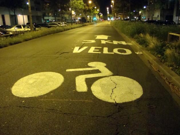 Une piste cyclabe rue Garibaldi ?