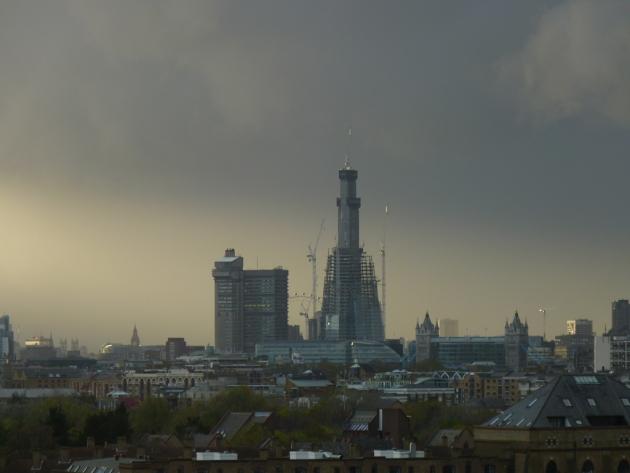 The Shard - London par Renzo Piano