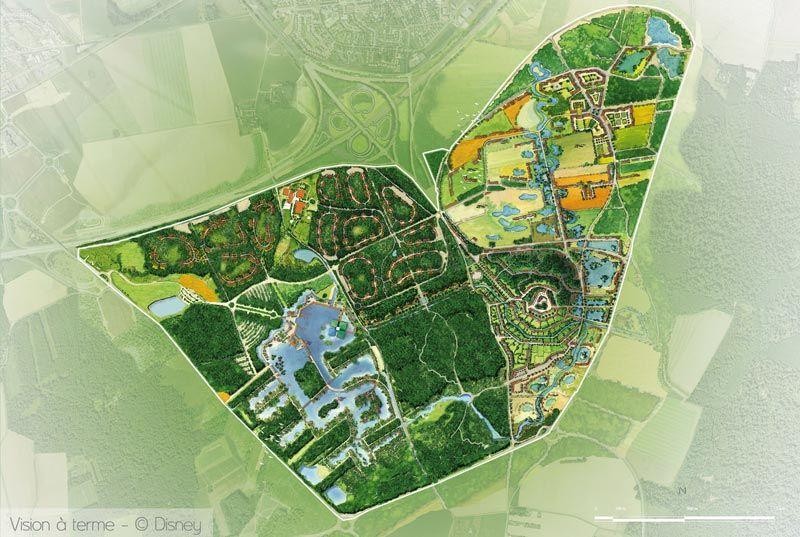 Villages Nature - Val d'Europe - Euro Disney / Pierre et Vacances