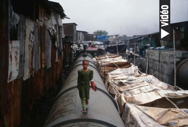 Les bidonvilles, source d'inspiration pour l'urbanisme de demain ?²