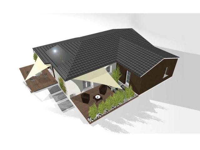 challenges 2011 de la maison individuelle le palmar s urbanews. Black Bedroom Furniture Sets. Home Design Ideas