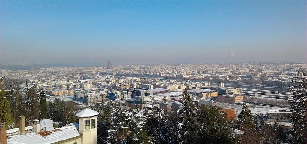 Lyon Sous la Neige par Substructure @ Skyscrapercity