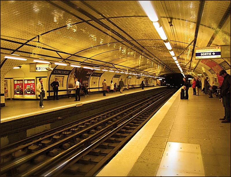 La 3G dans le métro Parisien ?