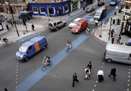Gros succès pour les Autoroutes Cyclables de Londres