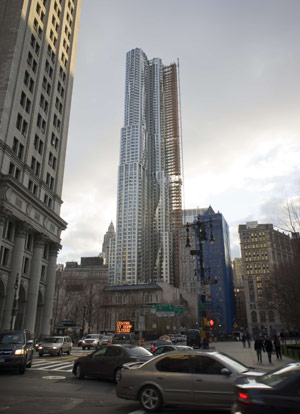 Tour Gehry
