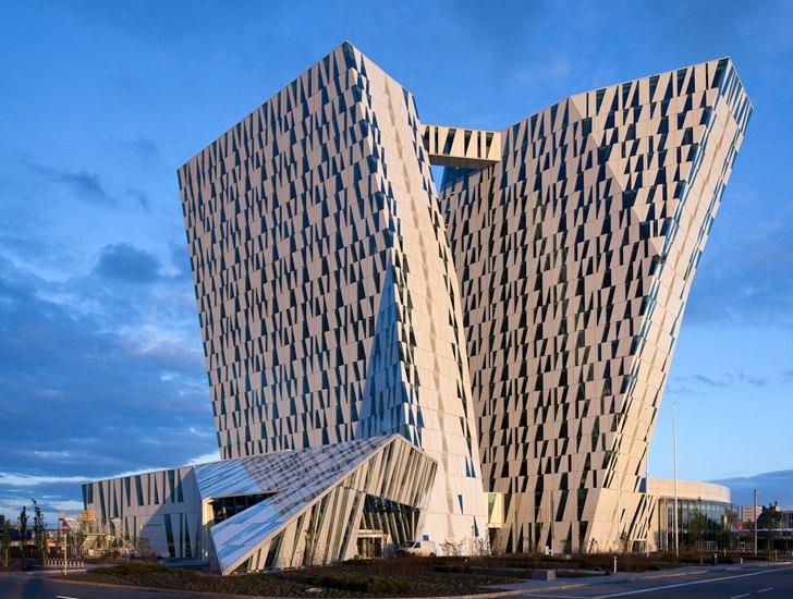 Belle Sky Hotel - Copenhague - 3XN