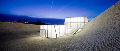 Cité de l'Océan - Biarritz - Steven Holl
