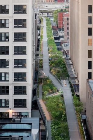 La New York High Line, une projet qui fait des émules