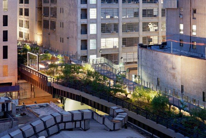 NYC High Line - © Iwan Baan, 2011