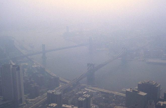 Smog Manhattan