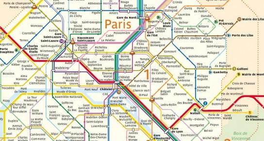 Paris metro map 2015 pdf tax