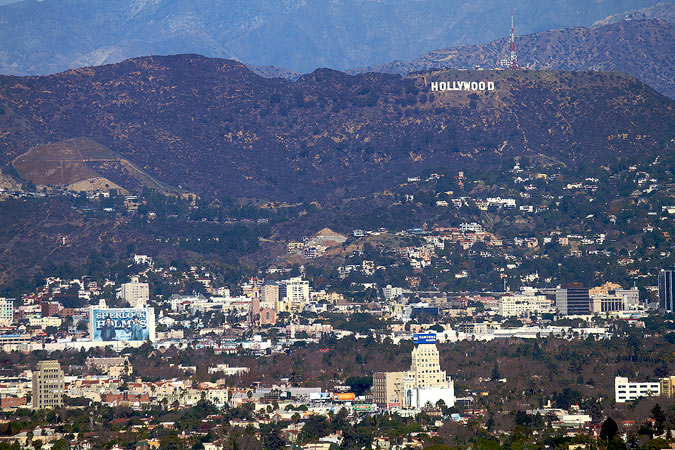 Hollywood à l'épreuve de l'Urbanisme contemporain - Eric Norris / Flickr