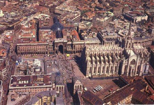 Un Péage Urbain pour le centre de Milan