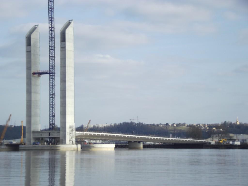 Des ponts à Bordeaux