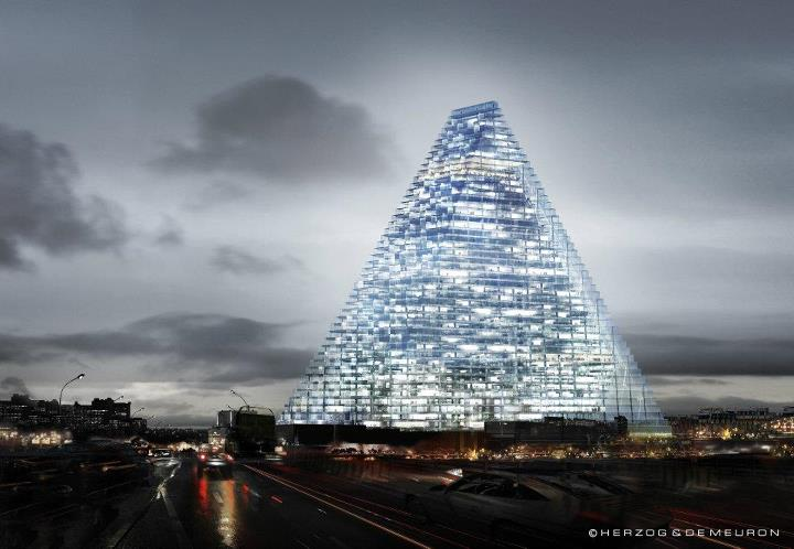 Tour Triangle - Herzog & De Meuron