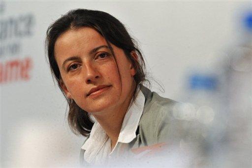 Cécile Duflot, Ministre de l'Egalité des territoires et du Logement.