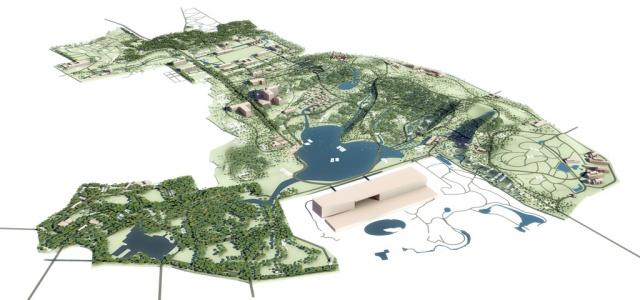 le parc Yongsan