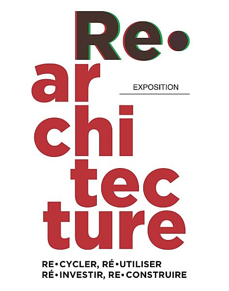 Re-Architecture au Pavillon de l'Arsenal à Paris du 12/04/2012 > 31/08/2012