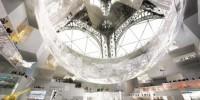Une galerie commerciale et des restaurants bientôt sous la tour Eiffel ?