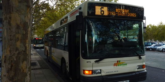 Les trente-quatre bus de Châteauroux ont couverts 1 529 240 kilomètres en 2011.