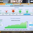 Dans SimCity aussi, il faut garder un oeil sur les cours du pétrole.
