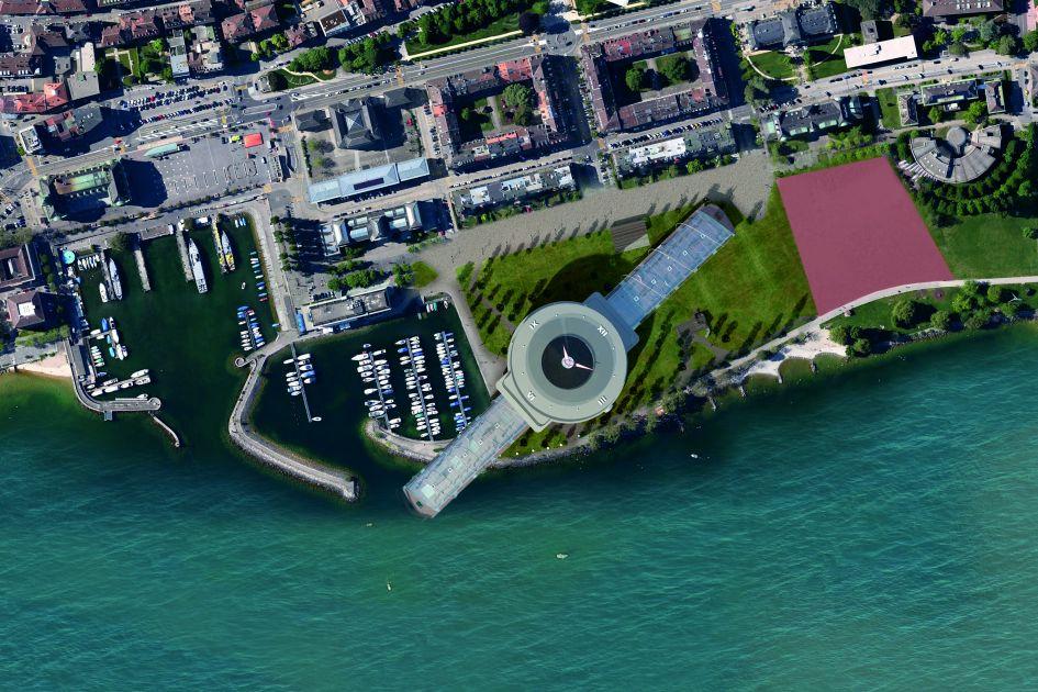 Swiss Watch Arena - Neuchâtel - SWA-Concept