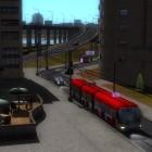 Trolleybus.
