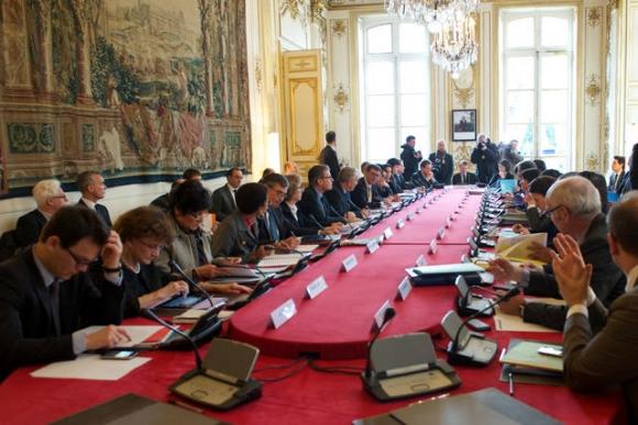 Comité interministériel à la ville 2013