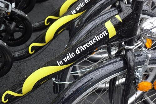 Le vélo d'Arcachon