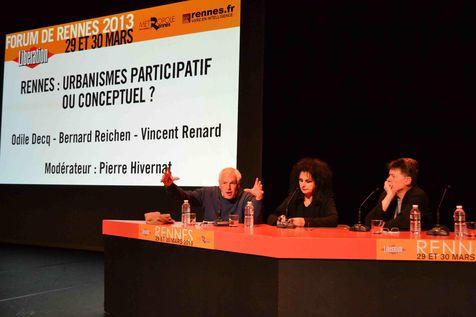 Forum de Rennes
