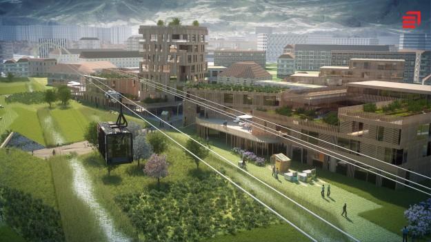 Des logements modulables, adaptés à l'évolution des modes de vie
