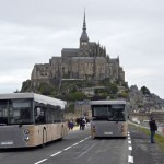 Mont-Saint-Michel : un parking plus cher, mais moins de marche