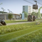 Eiffage imagine la ville de 2030
