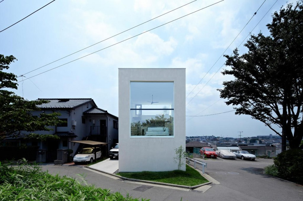 Habitat insolite : House of Hiyoshi