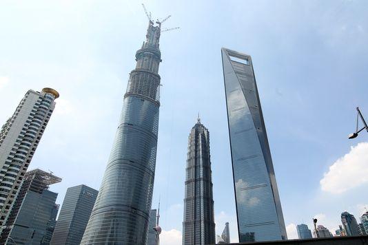 Shanghaï Tower