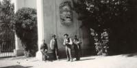 Les premiers urbanistes à la Villa Médicis