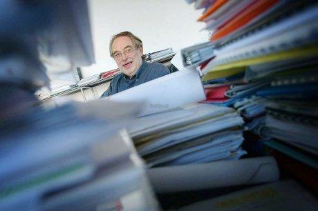 Francis Cuillier, Grand Prix de l'Urbanisme 2006 (crédits photo : Laurent Theillet)
