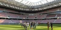 La France, fan de nouveaux stades