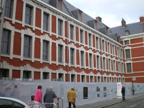 Hôtel du Lombard - Lille (crédits photo : Pierre Tardy)