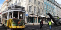 Lisbonne, oui ! Mais pas pour la triennale d'architecture