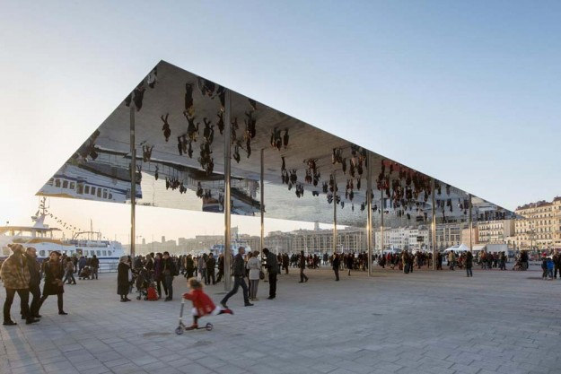 Marseille - © Crédit photo Nigel Young Foster + Partners