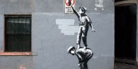 Banksy « Better Out Than In » à New York
